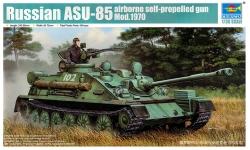 АСУ-85 / СУ-85 (1970) ММЗ - TRUMPETER 01589 1/35