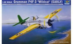 F4F-3 Grumman, Wildcat - TRUMPETER 02255 1/32