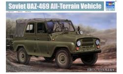 УАЗ-469 - TRUMPETER 02327 1/35