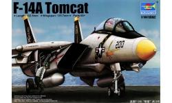F-14A Grumman, Tomcat - TRUMPETER 03910 1/144
