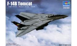 F-14B Grumman, Tomcat - TRUMPETER 03918 1/144