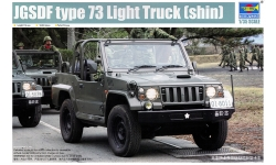 Type 73 Light Truck Mitsubishi - TRUMPETER 05520 1/35