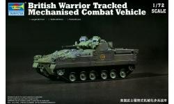 FV510 GKN Defence, Warrior, MCV-80, AIFV - TRUMPETER 07101 1/72