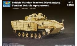 FV510 GKN Defence, Warrior, MCV-80, AIFV - TRUMPETER 07102 1/72