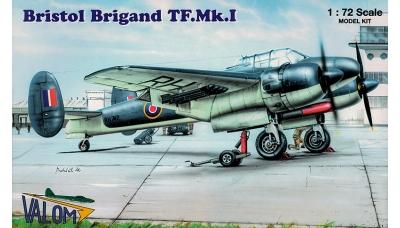 Brigand TF Mk I Bristol - VALOM 72051 1/72