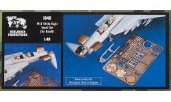F-15E McDonnell Douglas, Strike Eagle. Конверсионный набор (REVELL) - VERLINDEN 1648 1/48