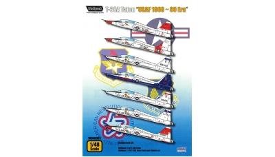 T-38A Northrop, Talon - WOLFPACK DESIGN WD48003 1/48