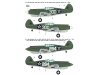 P-40B Curtiss, Warhawk - WOLFPACK DESIGN WD48015 1/48