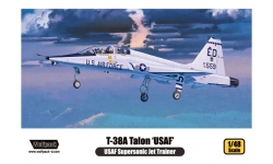 T-38A Northrop, Talon - WOLFPACK DESIGN WP10001 1/48