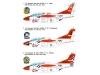 T-2C North American Aviation (NAA), Buckeye - WOLFPACK DESIGN WP10005 1/72