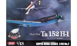 Ta 152H-1 Focke-Wulf - ZOUKEI-MURA Super Wing Series 1/48 No. 2