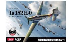 Ta 152H-0 Focke-Wulf - ZOUKEI-MURA Super Wing Series 1/32 No. 11