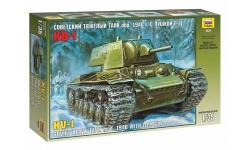 КВ-1 (Л-11) - ЗВЕЗДА 3624 1/35