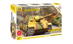 Jagdpanther (Jagdpanzer V), Sd.Kfz. 173, Ausf. G1, MIAG - ЗВЕЗДА 5042 1/72