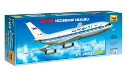 Ил-86 Ильюшин - ЗВЕЗДА 7001 1/144