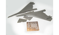 МиГ-31. Конверсионный набор (TRUMPETER) - A-SQUARED ASQ72012 1/72