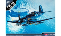 F4U-4B Chance Vought, Corsair - ACADEMY 12267 1/48