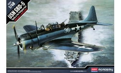 SBD-5 Douglas, Dauntless - ACADEMY 12329 1/48