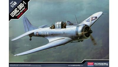 SBD-1 Douglas, Dauntless - ACADEMY 12331 1/48