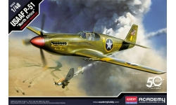P-51 / Mustang Mk Ia North American - ACADEMY 12338 1/48