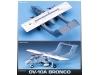 OV-10A North American Rockwell, Bronco - ACADEMY 12463 1/72