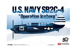 SB2C-4/4E Curtiss, Helldiver - ACADEMY 12545 1/72