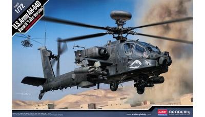 AH-64D Boeing, McDonnell Douglas, Apache Longbow - ACADEMY 12551 1/72