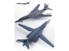 B-1B North American Rockwell, Lancer - ACADEMY 12620 1/144