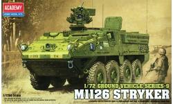 M1126 ICV, General Dynamics, Stryker - ACADEMY 13411 1/72