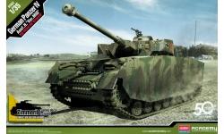 Panzerkampfwagen IV, Sd.Kfz.161/2, Ausf. H, Krupp - ACADEMY 13516 1/35