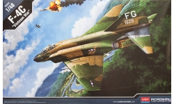F-4C McDonnell Douglas, Phantom II - ACADEMY 12294 1/48