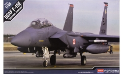 F-15E McDonnell Douglas, Strike Eagle - ACADEMY 12295 1/48