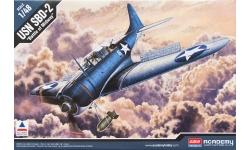 SBD-2 Douglas, Dauntless - ACADEMY 12296 1/48