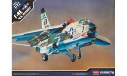 F-8E Vought, Crusader - ACADEMY 12440 1/72