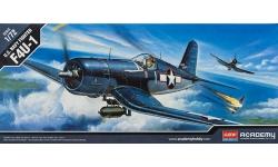 F4U-1A/1D Chance Vought, Corsair - ACADEMY 12457 1/72