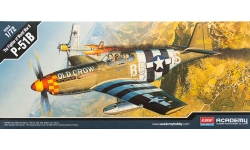 P-51B North American Aviation, Mustang - ACADEMY 12464 1/72