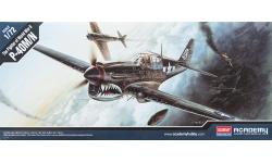 P-40M/N Curtiss, Warhawk - ACADEMY 12465 1/72