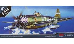 P-47D Republic, Thunderbolt - ACADEMY 12474 1/72