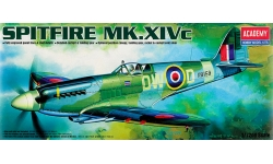 Spitfire Mk XIVc Supermarine - ACADEMY 12484 1/72