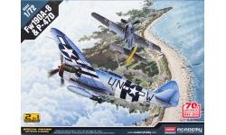 Fw 190A-8 Focke-Wulf & P-47D Republic - ACADEMY 12513 1/72