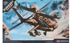 AH-64D Boeing, McDonnell Douglas, Apache Longbow - ACADEMY 12514 1/72