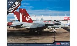 F/A-18A+ McDonnell Douglas, Hornet - ACADEMY 12520 1/72