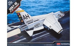 F-8E Vought, Crusader - ACADEMY 12521 1/72