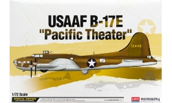 B-17E Boeing, Flying Fortress - ACADEMY 12533 1/72