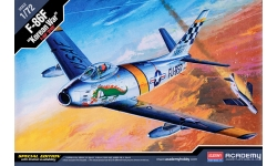 F-86F-1/5/30 North American Aviation, Sabre - ACADEMY 12546 1/72