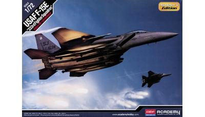 F-15E McDonnell Douglas, Strike Eagle - ACADEMY 12550 1/72