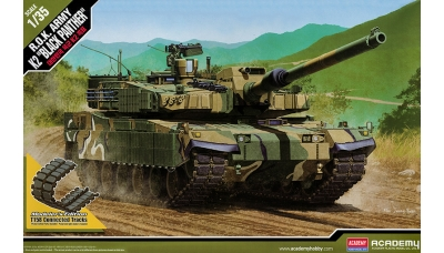 K2 Black Panther, ADD, Hyundai Rotem - ACADEMY 13511 1/35