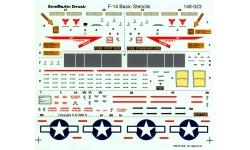 F-14 Grumman, Tomcat - AEROMASTER 148-023 1/48
