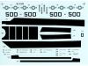 EA-6B Grumman, Prowler - AEROMASTER 48-536 1/48