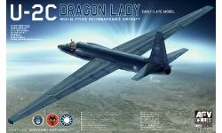 U-2C Lockheed, Dragon Lady - AFV CLUB AR48114 1/48